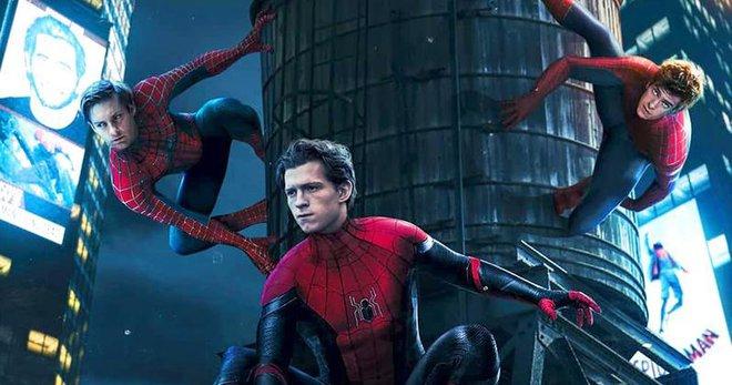 Sony đăng video nhá hàng 3 chàng Nhện Tom Holland, Tobey Maguire và Andrew Garfield sẽ cùng góp mặt trong Spider-Man 3 - Ảnh 2.