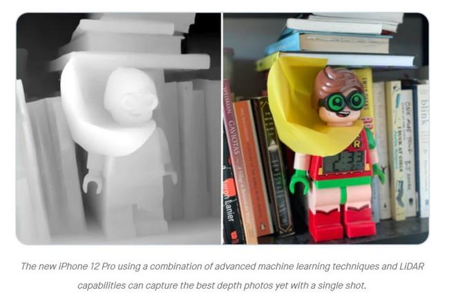 Portrait: Khung hình đặc biệt có thể chiếu ảnh chân dung, chat video ở định dạng 3D cực kỳ ấn tượng - Ảnh 6.