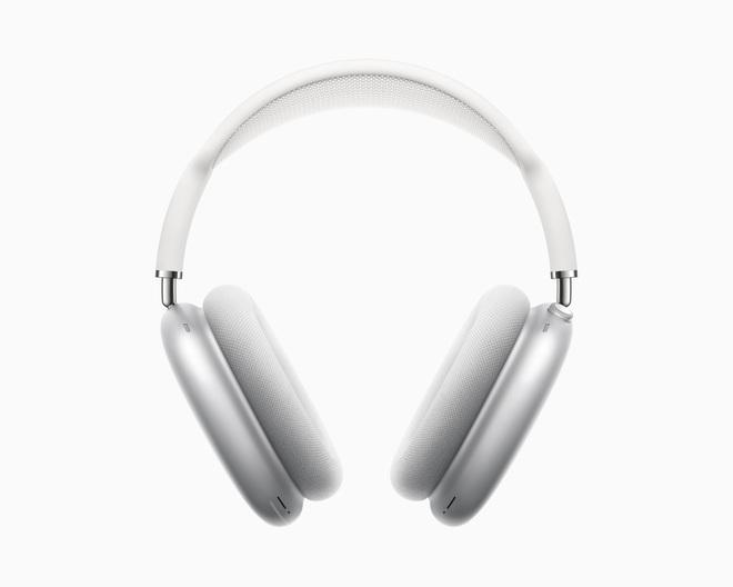 Apple ra mắt AirPods Max: Headphone trùm đầu, có núm xoay giống Apple Watch, giá 549 USD - Ảnh 1.