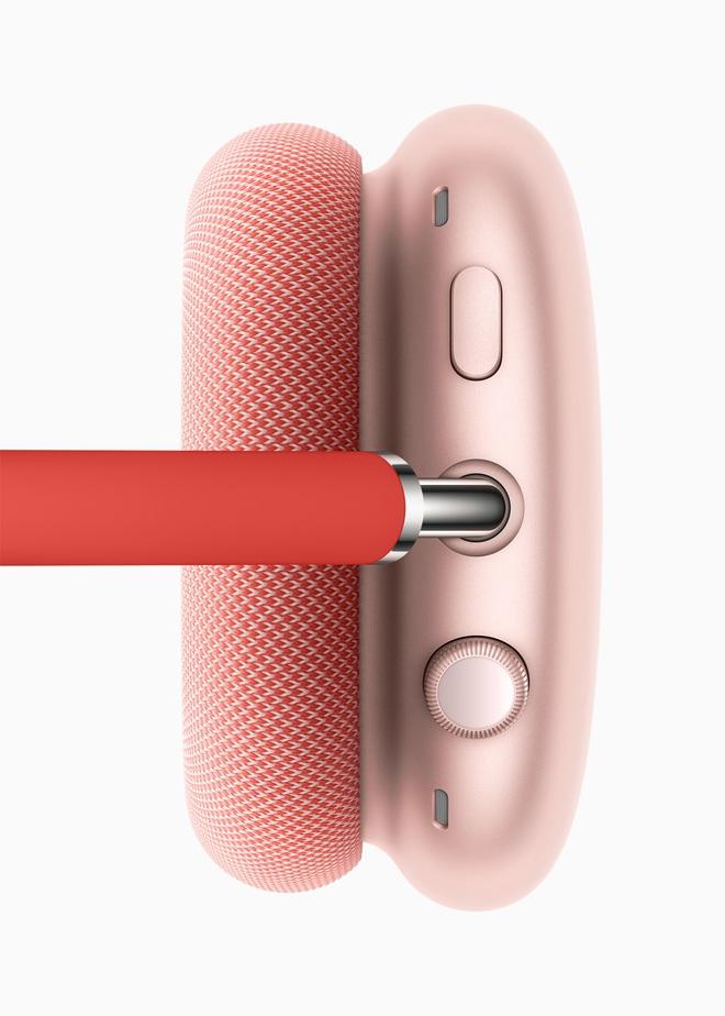Apple ra mắt AirPods Max: Headphone trùm đầu, có núm xoay giống Apple Watch, giá 549 USD - Ảnh 4.