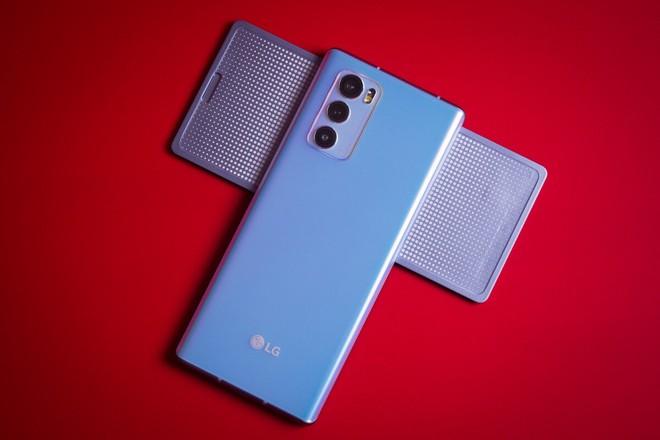 LG công bố động thái tuyệt vọng để cứu mảng kinh doanh smartphone của mình - Ảnh 1.