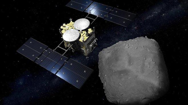 Tàu vũ trụ Nhật vượt quãng đường 5,24 tỷ km, mang thành công mẫu vật từ thiên thạch 4,6 tỷ năm tuổi về Trái Đất - Ảnh 3.