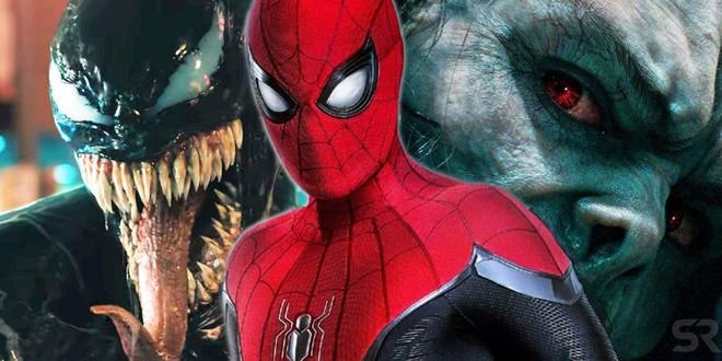 Bom tấn Morbius sẽ mở ra một vũ trụ điện ảnh mới dành riêng cho Spider-Man? - Ảnh 2.