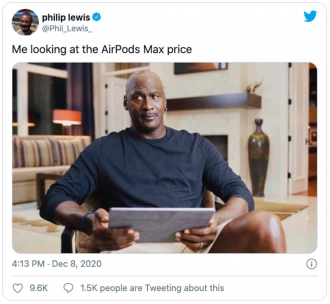 AirPods Max vừa ra mắt đã bị chế meme tơi tả bởi chiếc case quá giống áo ngực phụ nữ - Ảnh 6.