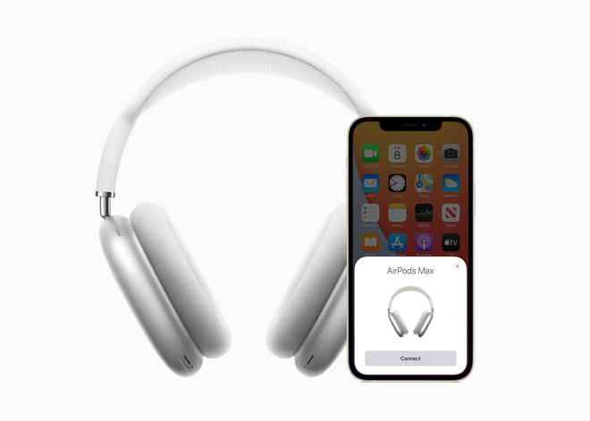 AirPods Max có trọng lượng 385 gam, nặng hơn hầu hết các mẫu headphone cao cấp hiện nay - Ảnh 1.