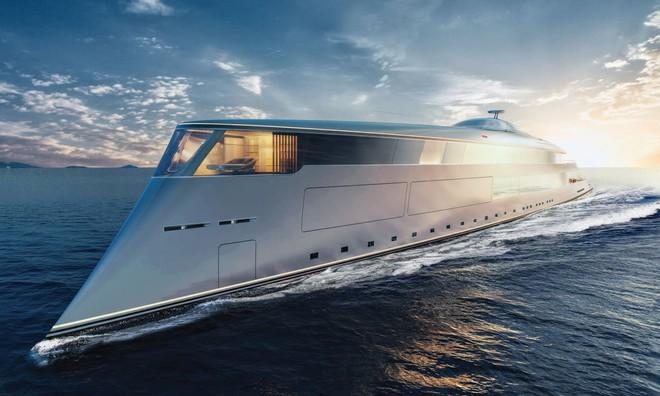 Bill Gates là người đầu tiên trên Thế giới sắm tàu thủy chạy bằng Hydrogen - Ảnh 1.