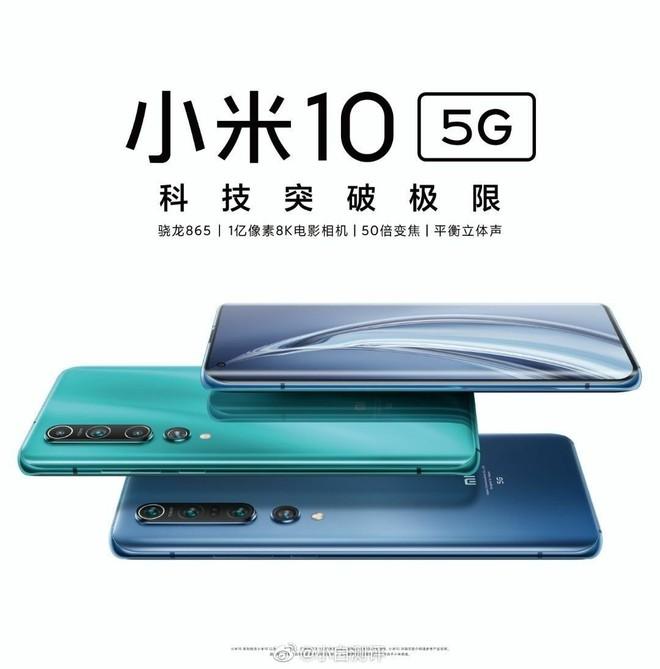 Xiaomi Mi 10 và Mi 10 Pro lộ diện hoàn toàn, lộ cả giá bán - Ảnh 1.