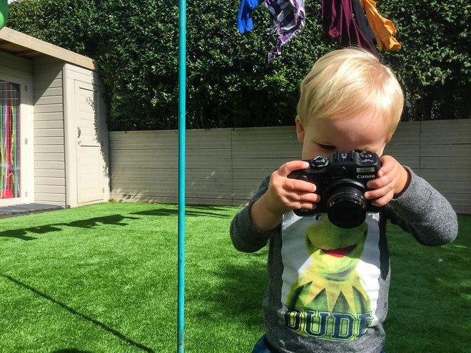 Nhiếp ảnh dễ thương: Nhìn Thế giới qua ống kính của cậu bé 19 tháng tuổi - Ảnh 27.