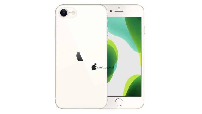iPhone 9 lộ diện trong loạt ảnh render mới: Sự kết hợp giữa iPhone 8 và iPhone 11 - Ảnh 4.