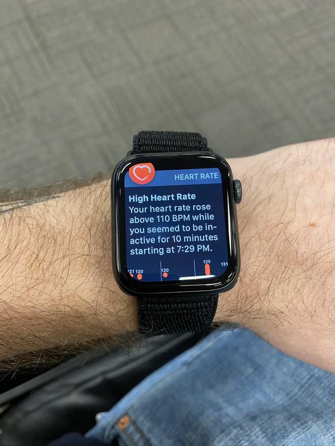 Apple Watch đã mang năm mới đến cho anh nhân viên AT&T như thế nào - Ảnh 1.