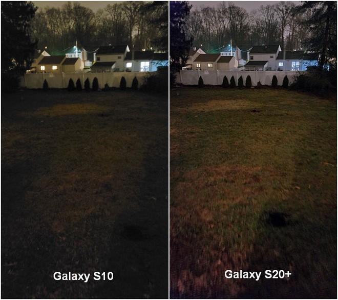 Lộ loạt ảnh chụp đêm của Galaxy S20+, ấn tượng vượt bậc so với Galaxy S10 - Ảnh 2.