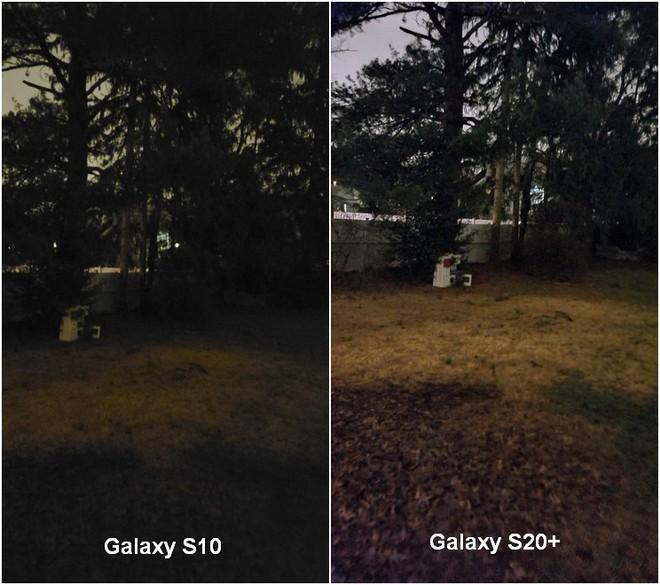 Lộ loạt ảnh chụp đêm của Galaxy S20+, ấn tượng vượt bậc so với Galaxy S10 - Ảnh 3.