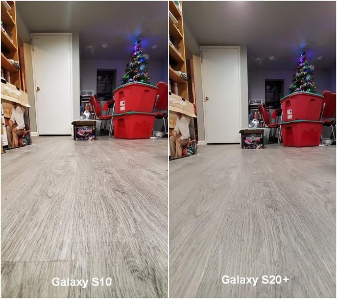 Lộ loạt ảnh chụp đêm của Galaxy S20+, ấn tượng vượt bậc so với Galaxy S10 - Ảnh 5.