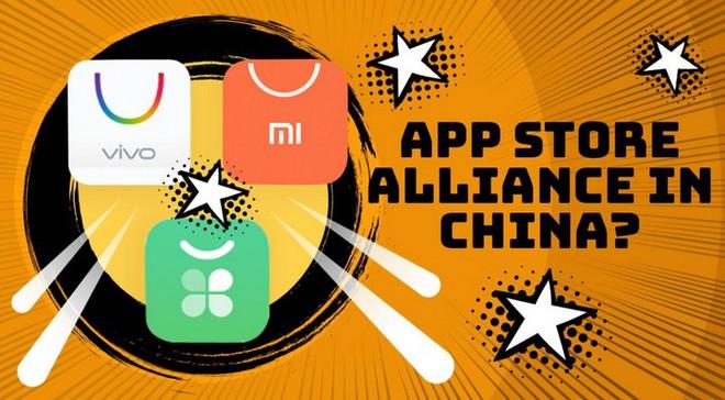 """Cửa hàng ứng dụng hợp nhất của các nhà sản xuất Trung Quốc có đủ sức """"thách thức"""" được Google và Play Store? - Ảnh 1."""