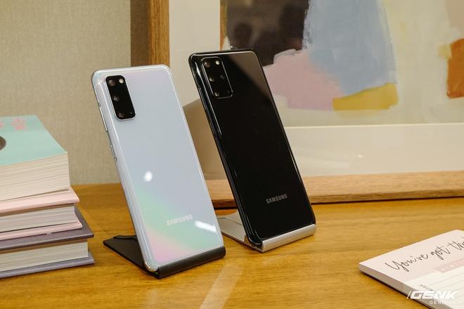 Đây là Samsung Galaxy S20/S20+ và S20 Ultra vừa ra mắt: phá đảo mọi thông số về camera, zoom 100X, quay video 8K - Ảnh 14.
