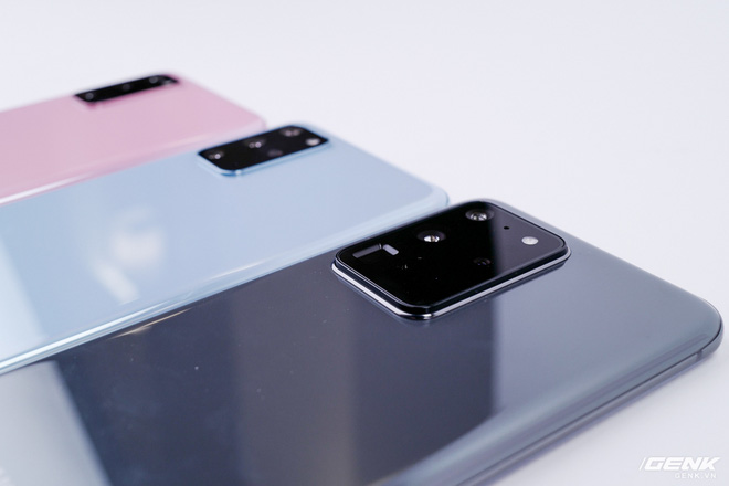 Đây là Samsung Galaxy S20/S20+ và S20 Ultra vừa ra mắt: phá đảo mọi thông số về camera, zoom 100X, quay video 8K - Ảnh 4.