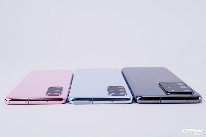 Đây là Samsung Galaxy S20/S20+ và S20 Ultra vừa ra mắt: phá đảo mọi thông số về camera, zoom 100X, quay video 8K - Ảnh 18.