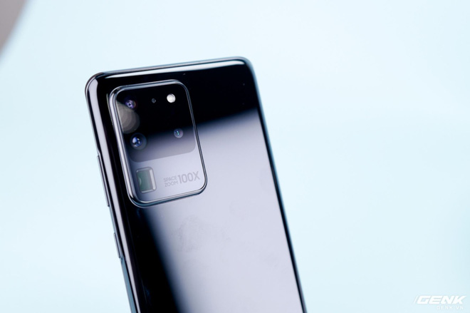 Làm thế nào Galaxy S20 Ultra lại zoom được tới 100X? - Ảnh 1.