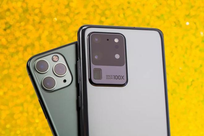 Chẳng hề mới mẻ, Galaxy S20 cho thấy Samsung đang sử dụng triết lý sản phẩm mang màu sắc Apple? - Ảnh 3.