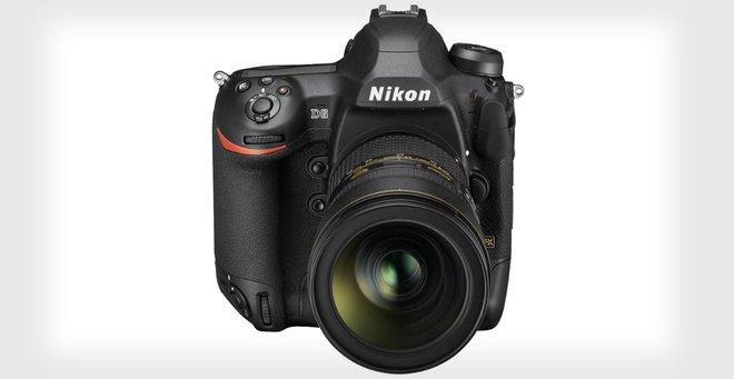 Nikon công bố máy ảnh thể thao D6 với hệ thống lấy nét nhanh nhất trong lịch sử Nikon - Ảnh 1.