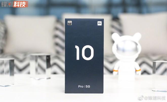 Ảnh thực tế Xiaomi Mi 10 Pro: Phiên bản nâng cấp mạnh mẽ của Mi Note 10 Pro - Ảnh 1.