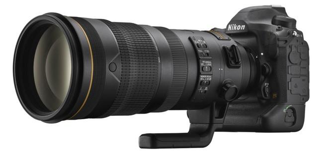 Nikon công bố máy ảnh thể thao D6 với hệ thống lấy nét nhanh nhất trong lịch sử Nikon - Ảnh 2.