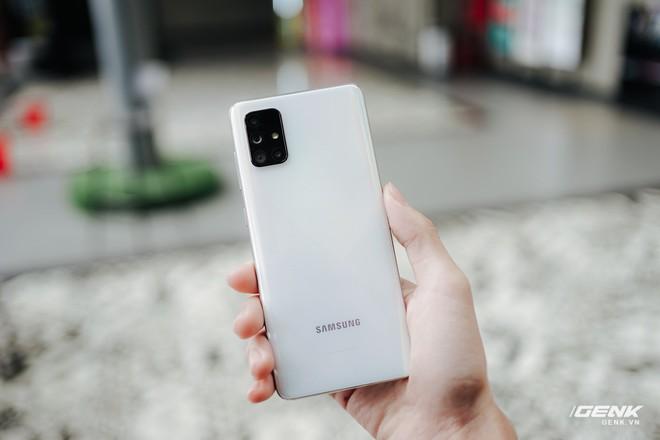 Những mẹo nhỏ giúp bạn làm chủ Galaxy A71 - Ảnh 1.