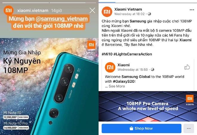 Năm ngoái còn đá nhau chan chát, năm nay Xiaomi lại là bạn thân với Samsung rồi này? - Ảnh 1.