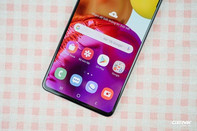 Đánh giá chi tiết Galaxy A71: Liệu có đáng mua trong phân khúc 10 triệu đồng? - Ảnh 7.