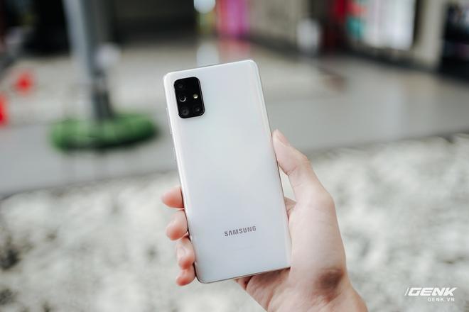 Đánh giá chi tiết Galaxy A71: Liệu có đáng mua trong phân khúc 10 triệu đồng? - Ảnh 3.