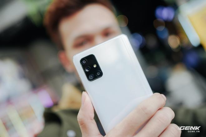 Đánh giá chi tiết Galaxy A71: Liệu có đáng mua trong phân khúc 10 triệu đồng? - Ảnh 2.