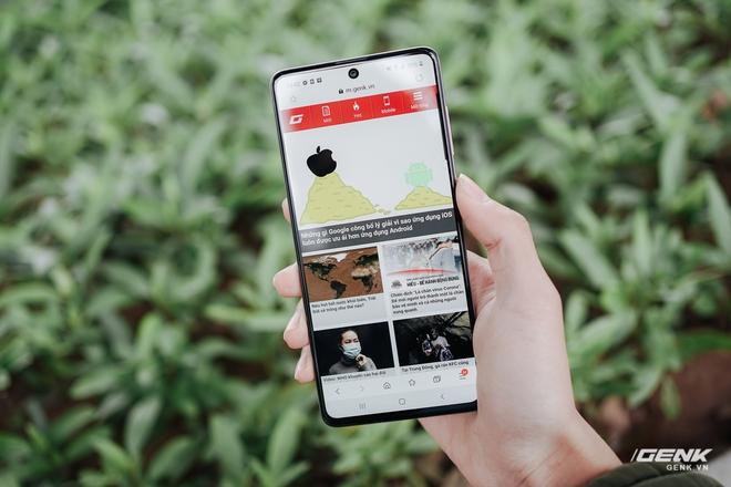 Đánh giá chi tiết Galaxy A71: Liệu có đáng mua trong phân khúc 10 triệu đồng? - Ảnh 21.