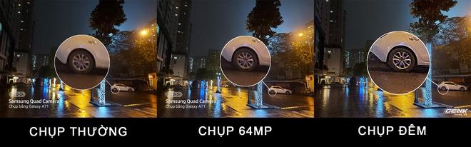 Đánh giá camera Galaxy A71: cảm biến nhà làm 64MP có đủ tạo nên khác biệt? - Ảnh 21.