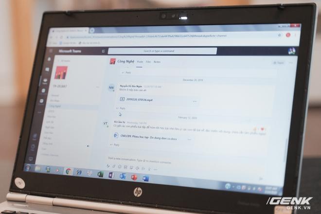 Ngồi ké lớp học online trong dịch Covid-19: Giảng bài qua voice chat, gửi bài tập bằng phần mềm và lý do phương pháp này cần thời gian để áp dụng rộng rãi - Ảnh 8.