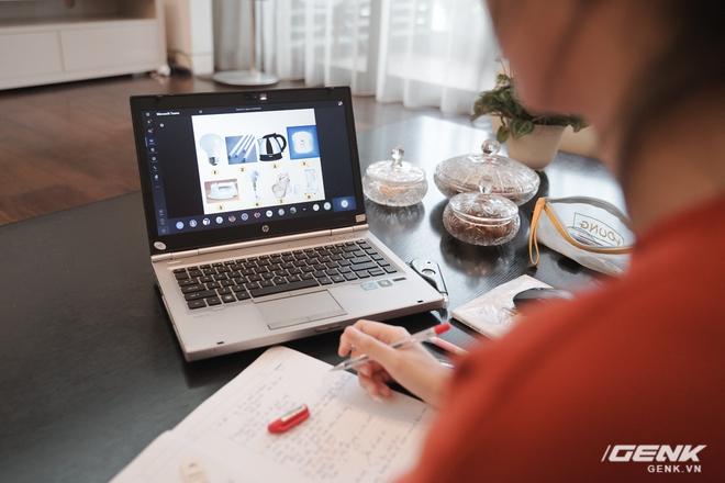 Ngồi ké lớp học online trong dịch Covid-19: Giảng bài qua voice chat, gửi bài tập bằng phần mềm và lý do phương pháp này cần thời gian để áp dụng rộng rãi - Ảnh 9.