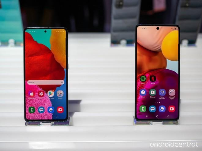 Galaxy A51 đang bán tốt, sao Samsung lại ra mắt Galaxy A71? - Ảnh 1.