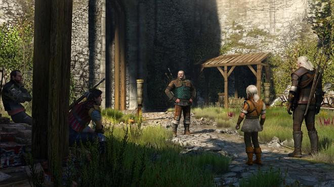 Với việc Geralt và Ciri đang hướng về Kaer Morhen, chúng ta sẽ được gặp gỡ thêm rất nhiều witcher khác trong mùa phim thứ 2 (ảnh lấy từ tựa game The Witcher 3: Wild Hunt).