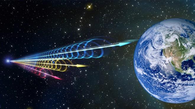 Thiên hà cách ta 500 triệu năm ánh sáng phát ra đợt sóng vô tuyến với chu kỳ 16 ngày đều như vắt chanh - Ảnh 1.