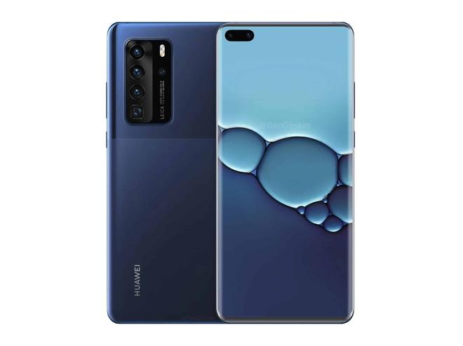 Huawei P40 sẽ dùng cảm biến 52MP IMX700 của Sony, không phải cảm biến 108MP - Ảnh 1.