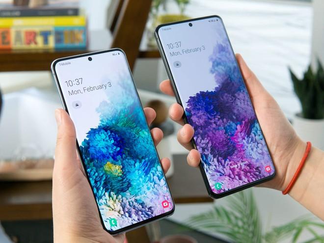 Samsung Galaxy S20 Ultra là smartphone có màn hình hiển thị tốt nhất hiện nay - Ảnh 1.