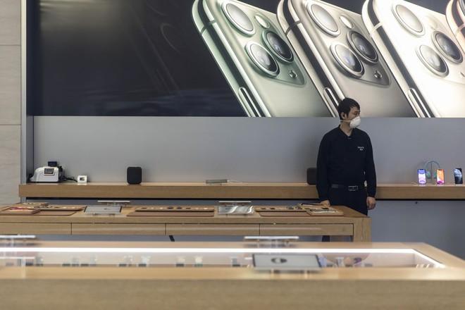 Vướng đại dịch virus corona, Apple dự báo không đạt mục tiêu doanh thu quý 2 năm nay - Ảnh 1.