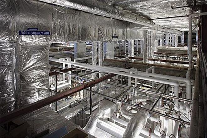 Bên trong phòng thí nghiệm an toàn sinh học BSL-4: Nơi virus không thể nào thoát ra ngoài - Ảnh 17.