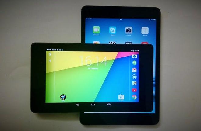 Hỏi vui: Galaxy S20 Ultra màn hình 6.9 inch, Nexus 7 màn hình 7 inch, tức là 2 màn hình lớn như nhau à? - Ảnh 2.