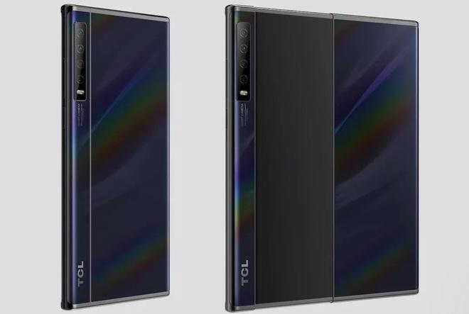 TCL đang phát triển smartphone với màn hình trượt linh hoạt, có thể mở rộng thành tablet - Ảnh 2.