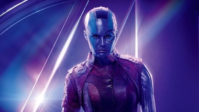 Trước khi về với đội Thanos, số phận và diện mạo Nebula trong truyện tranh ra sao? - Ảnh 1.