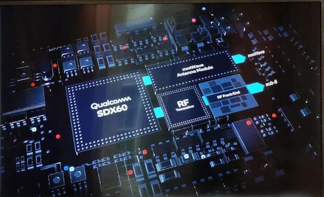 Modem 5G Snapdragon X60 thế hệ 3 mới nhất của Qualcomm được sản xuất trên quy trình 5nm - Ảnh 4.