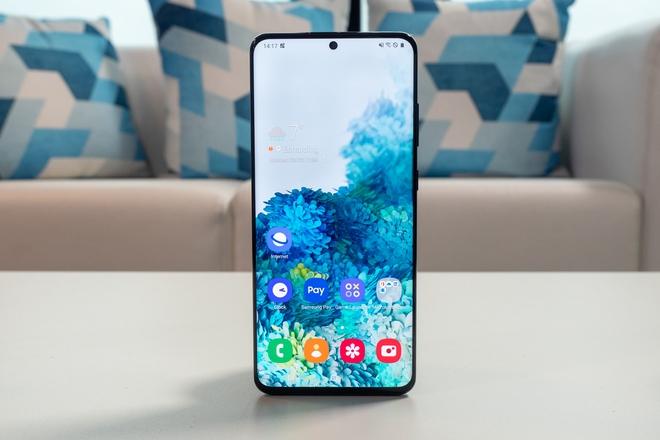 Phần lớn nội dung số vẫn dùng số khung hình thấp, vậy Samsung chọn 120Hz cho Galaxy S20 để làm gì? - Ảnh 1.