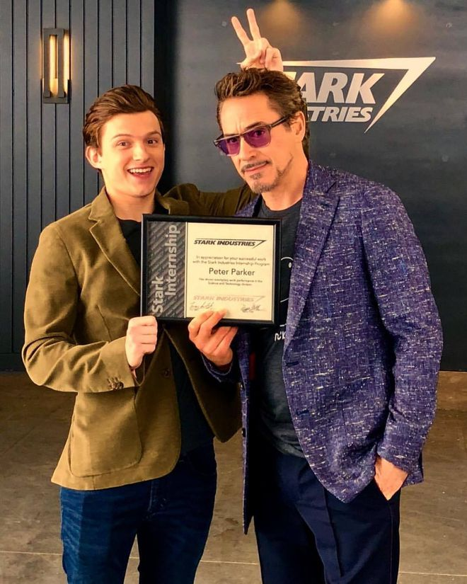 Nhện nhọ Tom Holland muốn Iron Man hồi sinh hơn là được gặp lại bác Ben trong MCU - Ảnh 2.