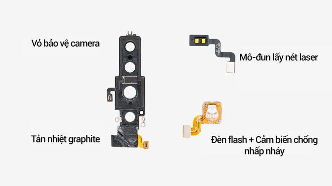 Mổ bụng Xiaomi Mi 10 Pro: Thiết kế đỉnh cao bên trong một mẫu flagship có giá chỉ từ 16 triệu đồng - Ảnh 5.