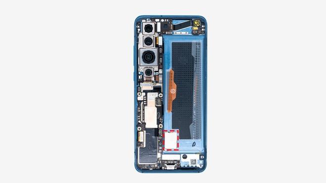 Mổ bụng Xiaomi Mi 10 Pro: Thiết kế đỉnh cao bên trong một mẫu flagship có giá chỉ từ 16 triệu đồng - Ảnh 4.